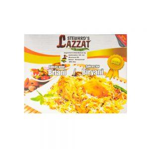 Steward's Lazzat – Briyani Flavour