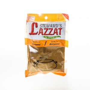 Steward's Lazzat – Biryani Spices (packet)