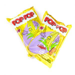 Pop Pop – Sweet Corn Flavored Snack
