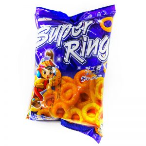 Super Ring Crisp Snacks