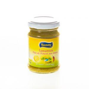 Sunny – Tamamsos Lemon Chilli Paste