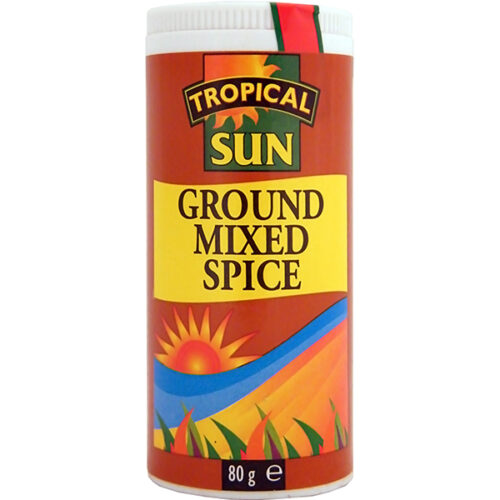 Tropical Sun - Ground Mixed Spice - Mauritian Foods Online
